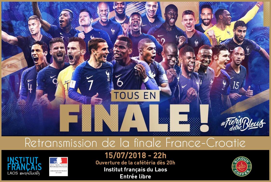 Finale de la coupe du monde