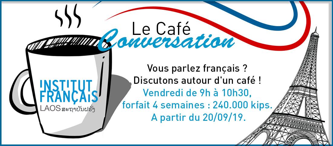 Café conversation
