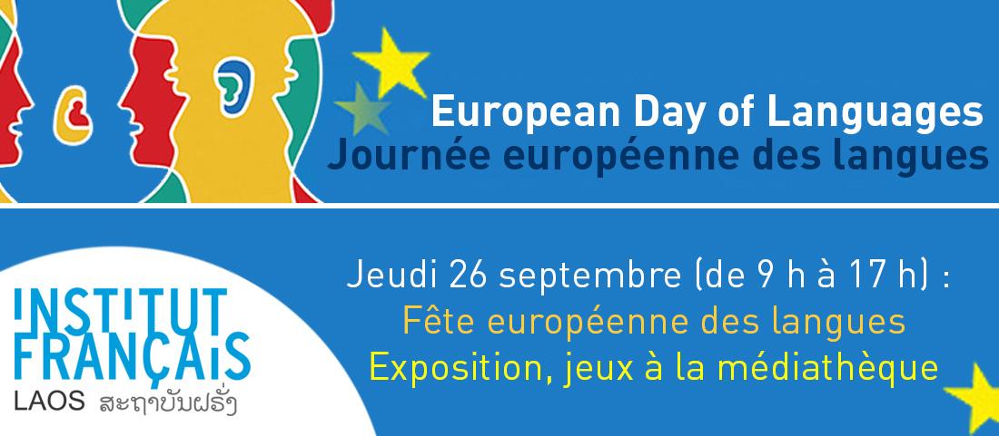 Vientiane : Journée européenne des langues