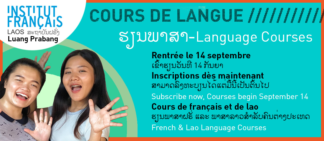 Luang Prabang : French courses