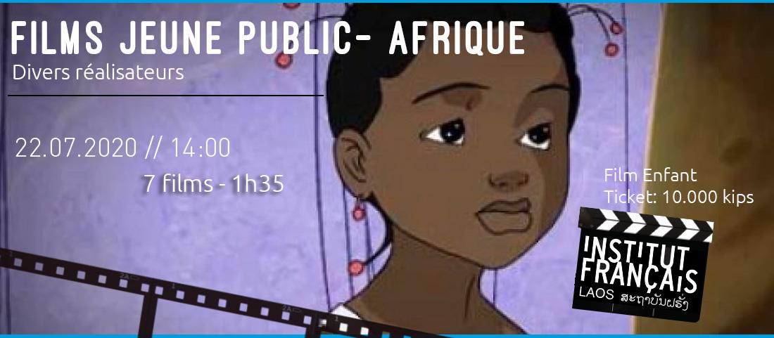 CINEMA // Films jeune public- Afrique