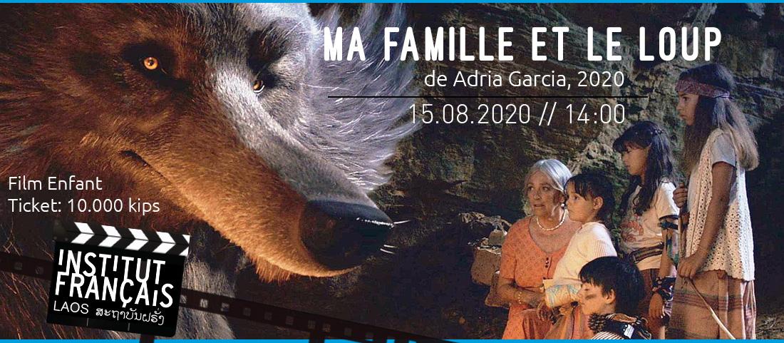 CINEMA // Ma famille et le loup