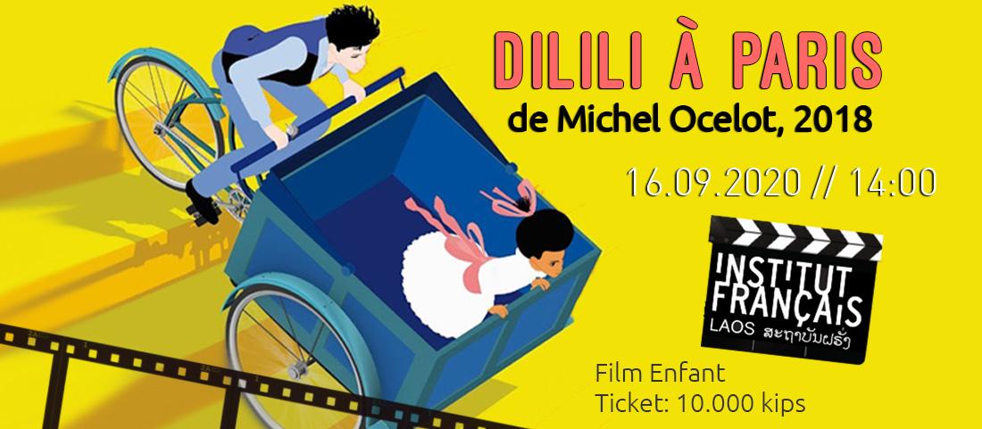 CINEMA // Dilili à Paris