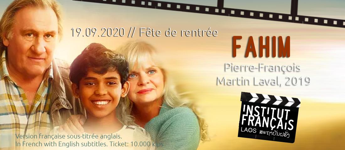 CINEMA // Fahim