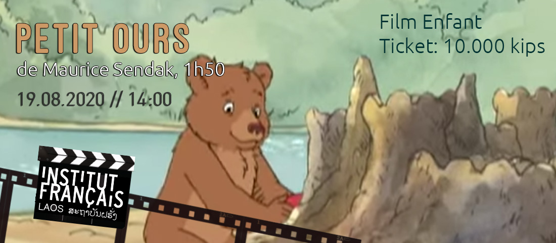 CINEMA // Petit-Ours