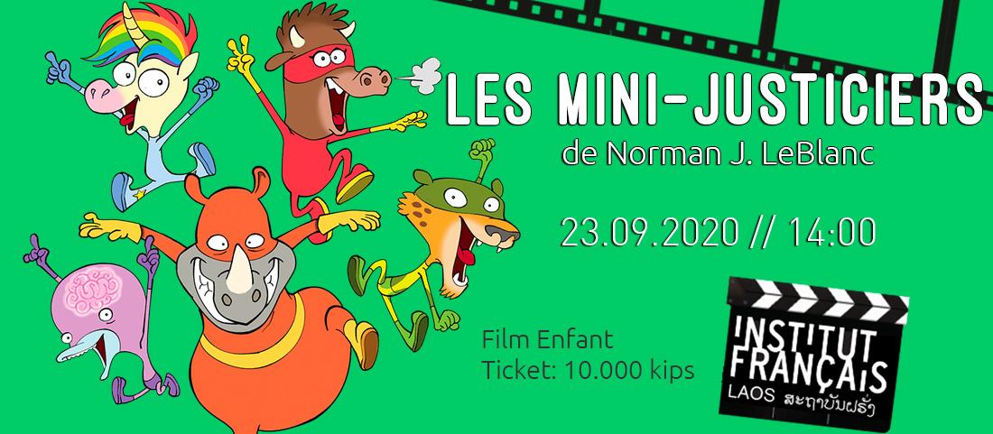 CINEMA // Les Mini-justiciers