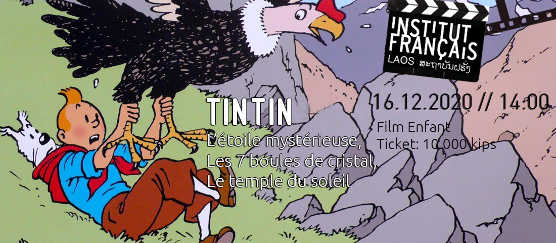 CINEMA // Tintin