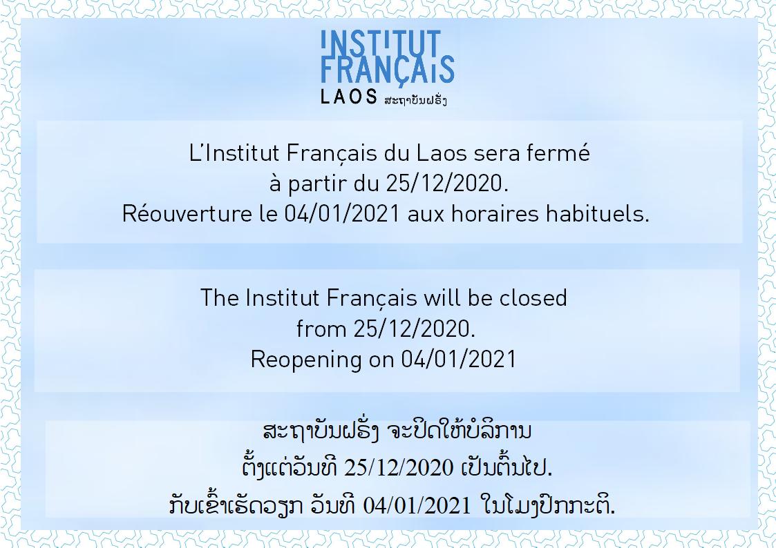 Fermeture de l'IFL