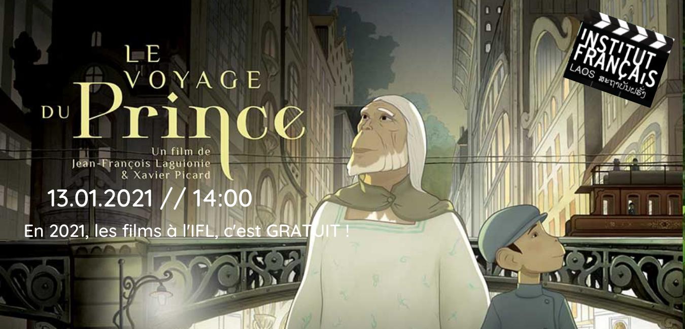 CINEMA ENFANT // LE VOYAGE DU PRINCE
