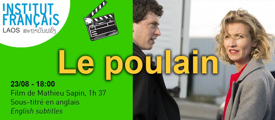 Cinéma : Le poulain