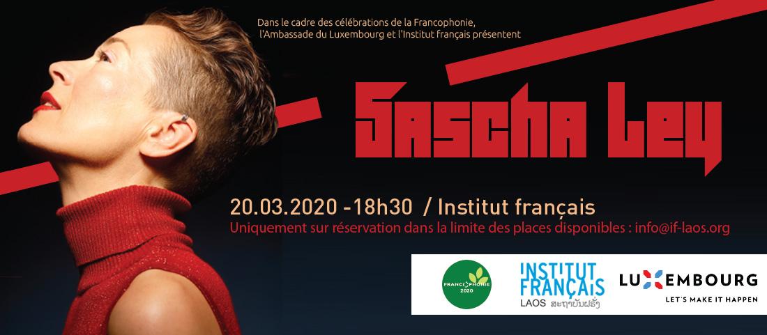 Concert Sascha Ley