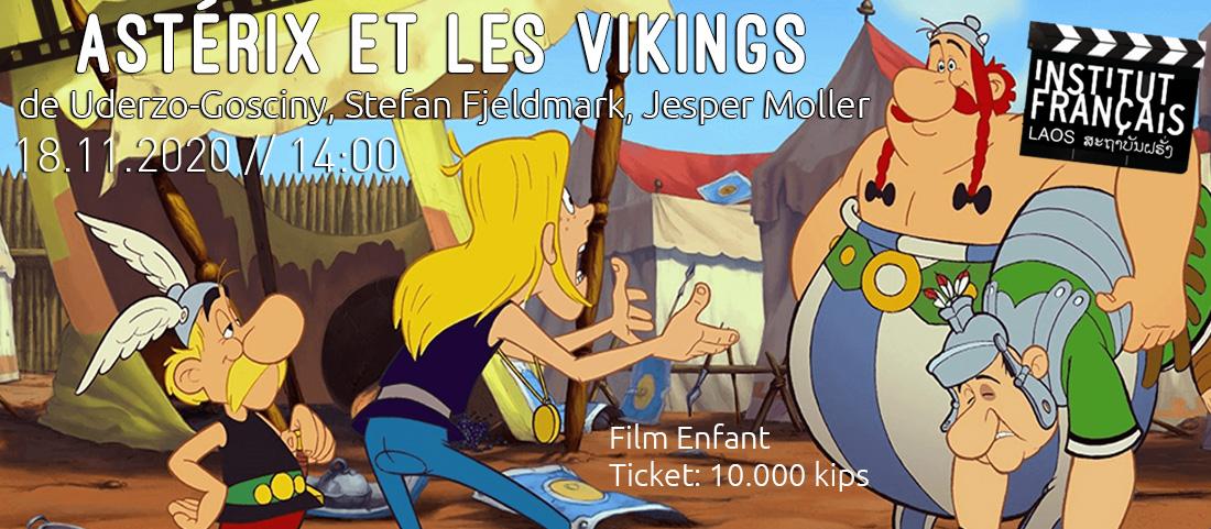 CINEMA // Astérix et les Vikings