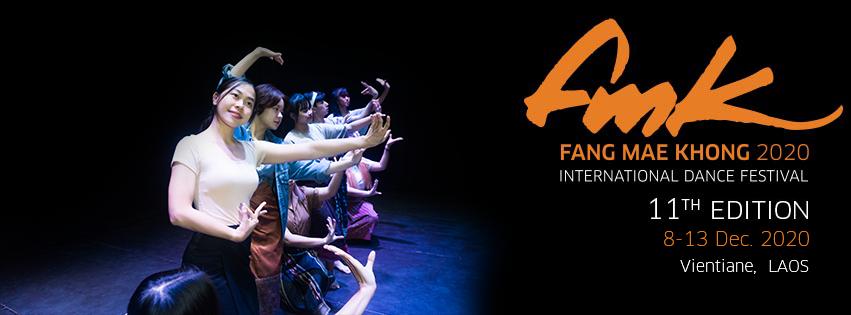 Festival de danse FANG MAE KHONG au Laos 2020