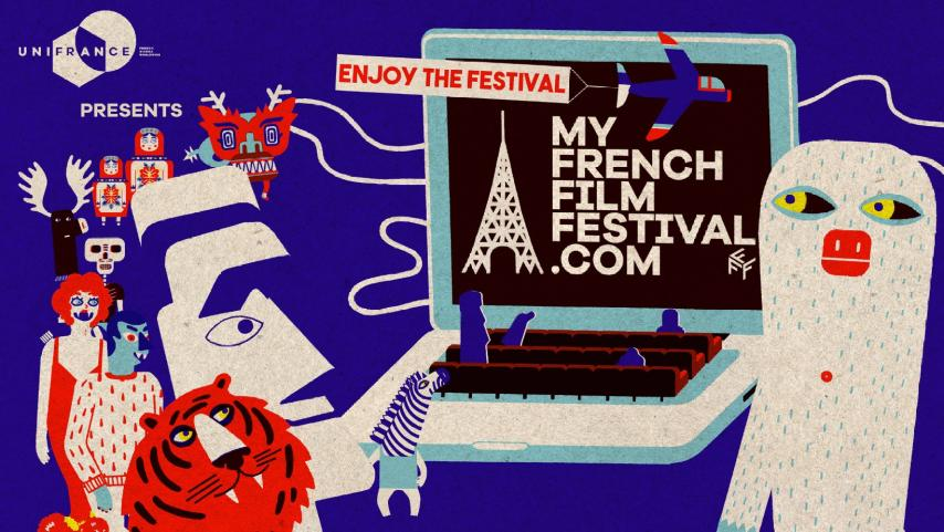 CINEMA // MyFrenchFilmFestival is back!