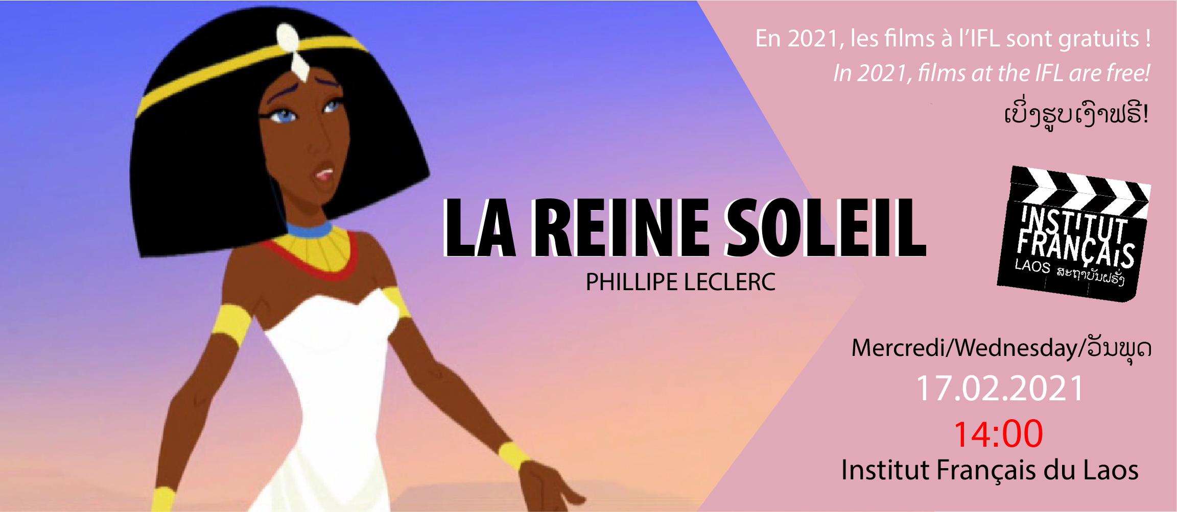 FILM ENFANTS // LA REINE SOLEIL